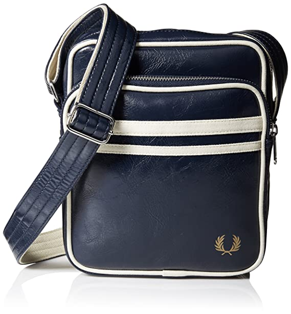 FRED PERRY L3332 BORSA Uomo NAVY GENERICA  Amazon.it  Abbigliamento ee5100222c9