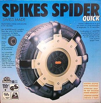 1 Paar Spikes Spider Quick Gr 1 5 Auto