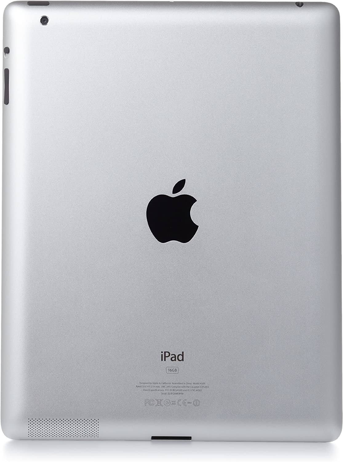 2nd Generation Apple iPad 2 MC773LL//A Tablet 16GB, Wifi + AT/&T 3G, Black