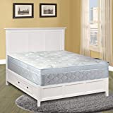 """Spinal Solution Mattress, 10"""" Pillowtop Eurotop , Fully Assembled Othopedic King Mattress,Luxury Collection"""