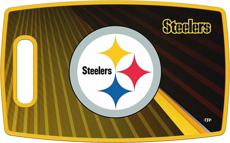 The Sports Vault NFL Unisex Sports Vault NFL Large Cutting Board