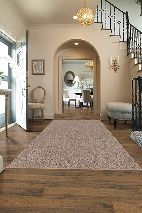 Amazon.com: Square 12'X12' Indoor Area Rug   Oyster Bay 32oz