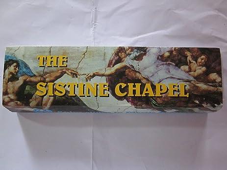 Amazon.com : THE SISTINE CHAPEL, 60 Color slides In Plastic Frames ...