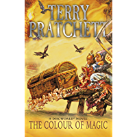 The Colour Of Magic: The first book in Terry Pratchett's bestselling Discworld series