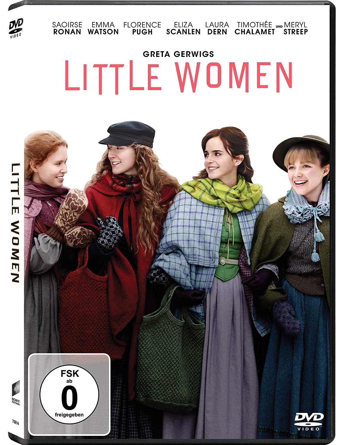 Cover: Little woman 1 DVD-Video (circa 129 min)