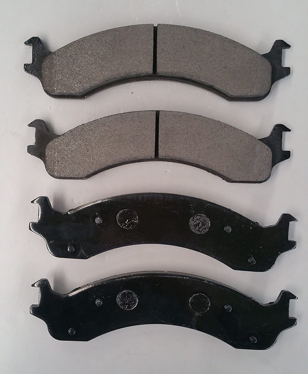 Both Left and Right Front PROFORCE SMD821 Semi Metallic Disc Brake Pads Set