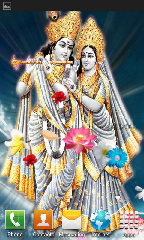 Amazoncom Radha Krishna Live Wallpaper Appstore For Android