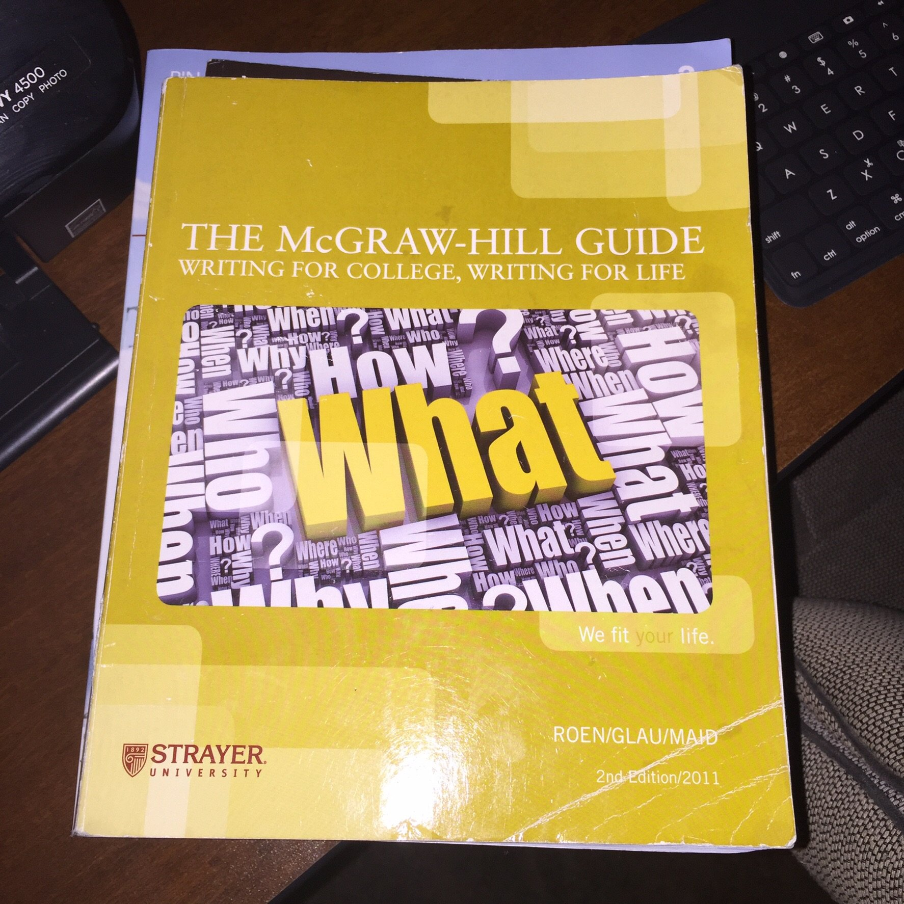 Strategies for Successful Writing: A Rhetoric, Research Guide, Reader and Handbook
