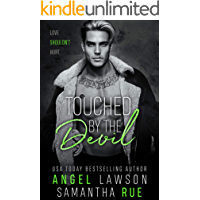 Touched By The Devil : Touch Aversion-Trauma Romance (Boys of Preston Prep Book 3)