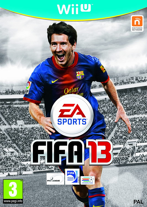 FIFA 13 (Nintendo Wii U): Amaz...