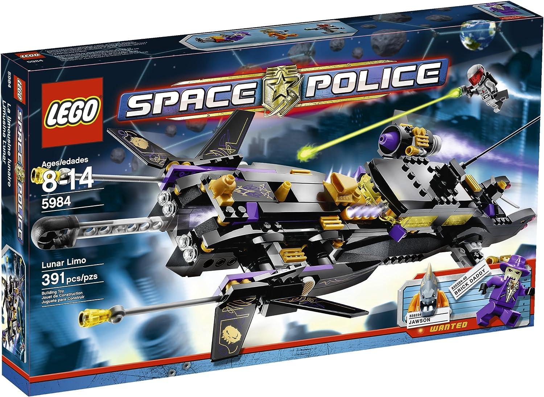 LEGO Space Police Lunar Limo 5984