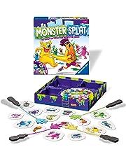 Ravensburger UK 20541 Monster Splat-The Frenzied Fast-Reaction Game,
