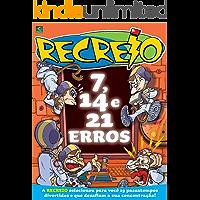Revista Recreio - Especial Jogo dos 7, 14 e 21 Erros - Edição n.º 4 (Especial Recreio)