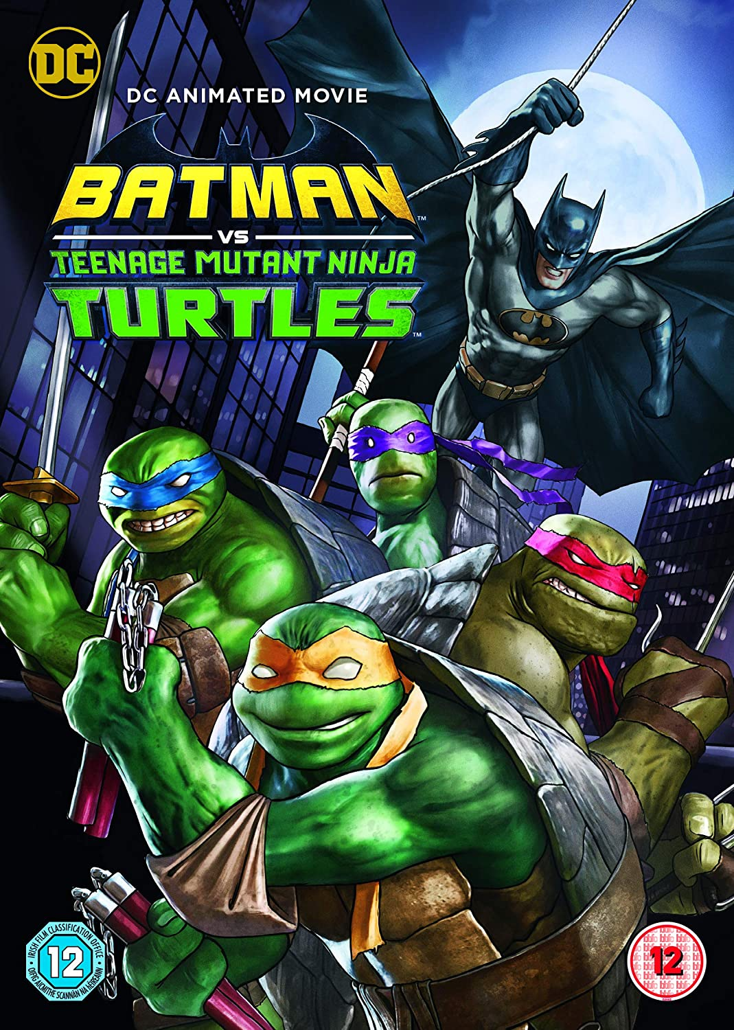 Batman Vs. Teenage Mutant Ninja Turtles [2019] [BD25] [1080p] Latino [GoogleDrive] SilvestreHD