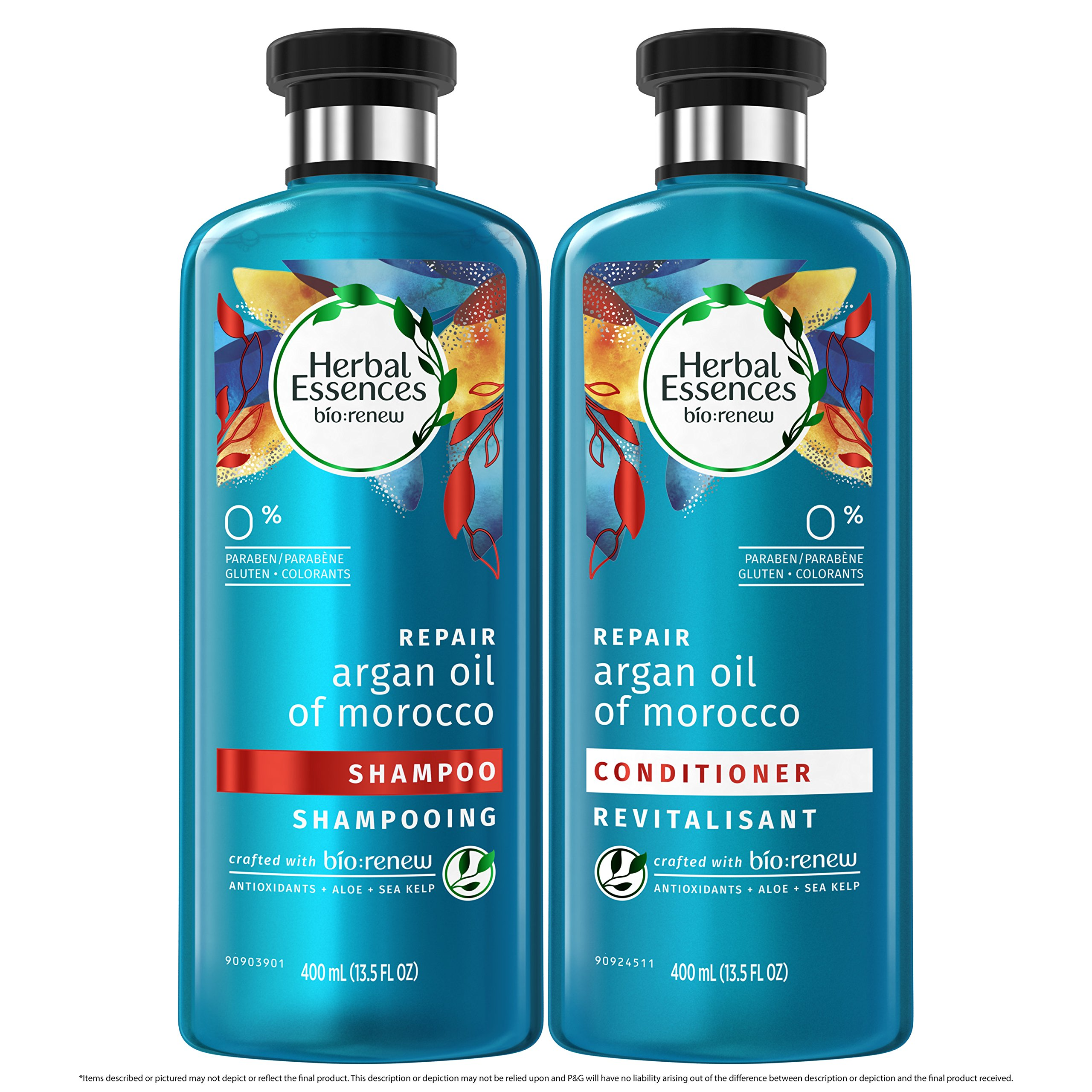Herbal Essences Argan Oil, Shampoo and Conditioner by Herbal Essences