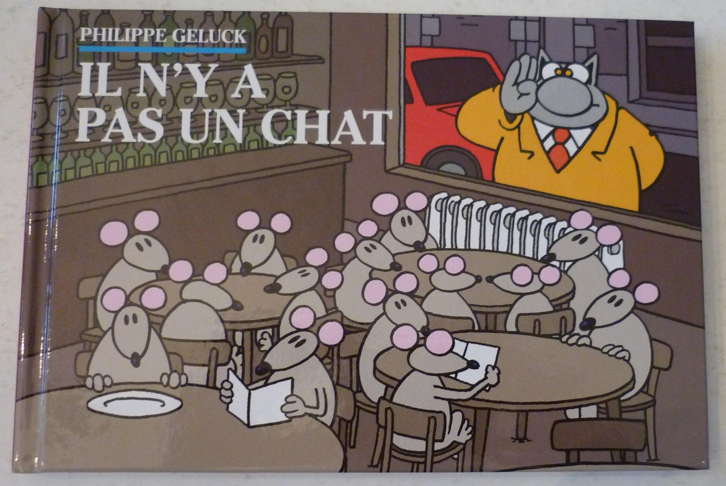 Amazon le chat passe à table philippe geluck livres