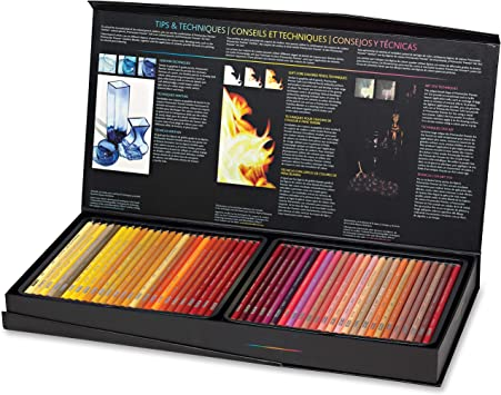 Prismacolor Premier Colored Pencils Soft Core 72 Pack Perfect For Shading New