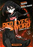 Red eyes sword - Akame ga Kill ! Vol.5
