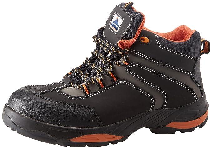 Portwest FC60 Operis Paire de chaussures montantes S3 Pointure 37, 46, bleu