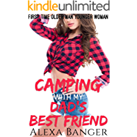 Camping With My Dad's Best Friend (First Time Older Man Younger Woman Pregnancy Romance)