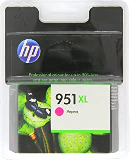 HP CN048AE 951XL Cartucho de Tinta Original de alto rendimiento, 1 ...