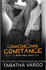 Convincing Constance (The Blow Hole Boys Book 3) Kindle Edition