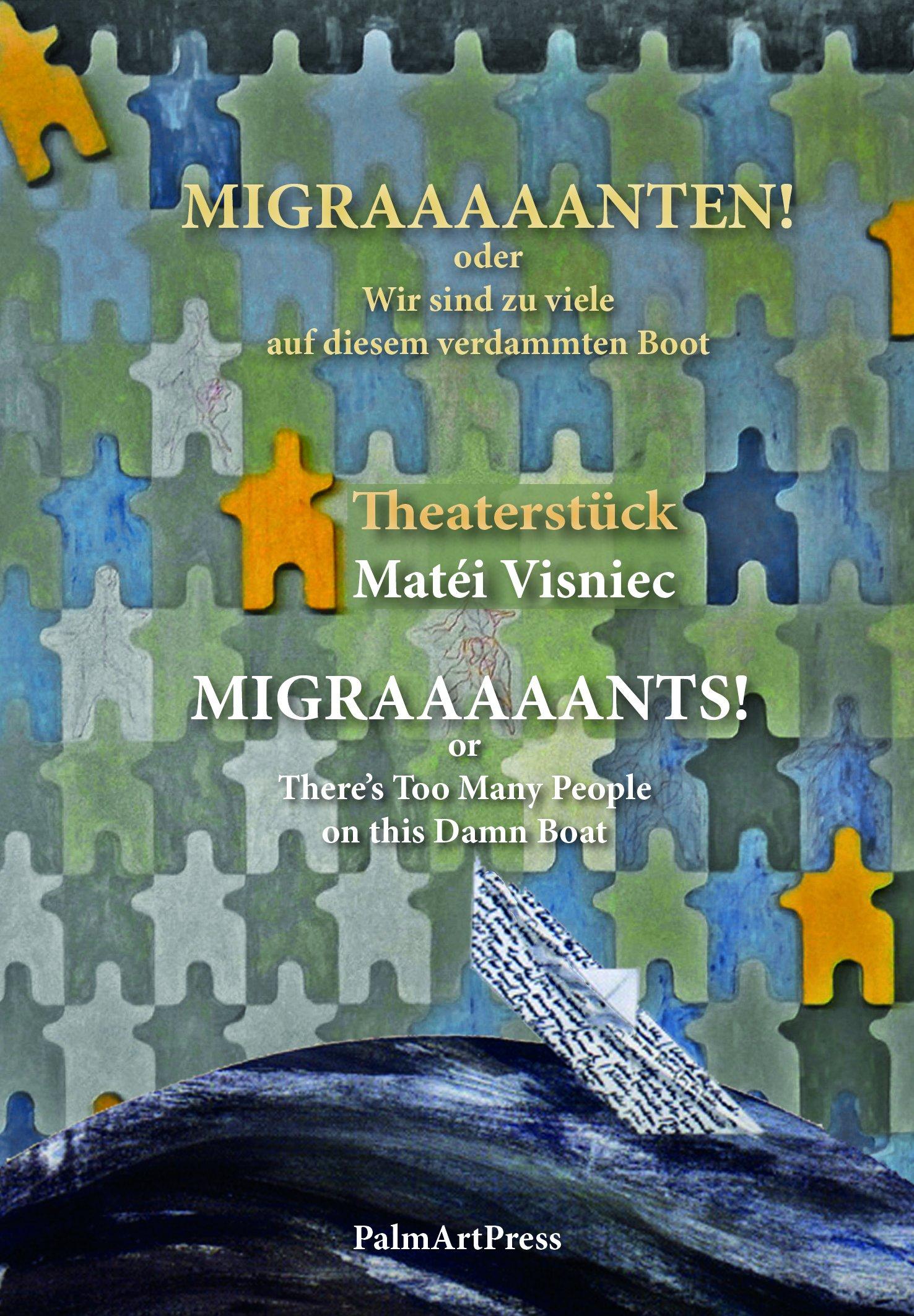 MIGRAAAAANTEN!: Wir sind zu viele auf diesem verdammten Boot