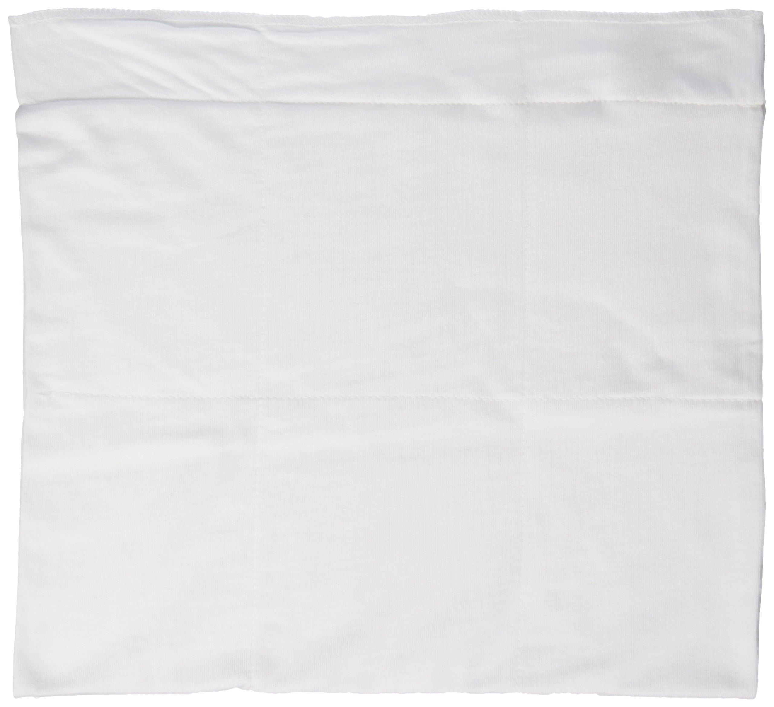 Thirsties Duo Hemp Prefold Cloth Diaper - White - Size 1