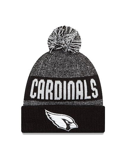 c4bf4d51165 Amazon.com   New Era NFL Arizona Cardinals 2016 Sport Knit Beanie ...