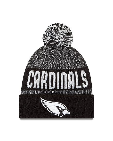 Amazon.com   New Era NFL Arizona Cardinals 2016 Sport Knit Beanie ... 4b87bdddb