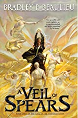A Veil of Spears (Song of Shattered Sands Book 3) Kindle Edition