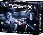 Laser X Lançador Mini Duplo Sunny