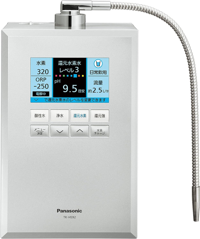 パナソニック 還元水素水生成器 TK-HS92
