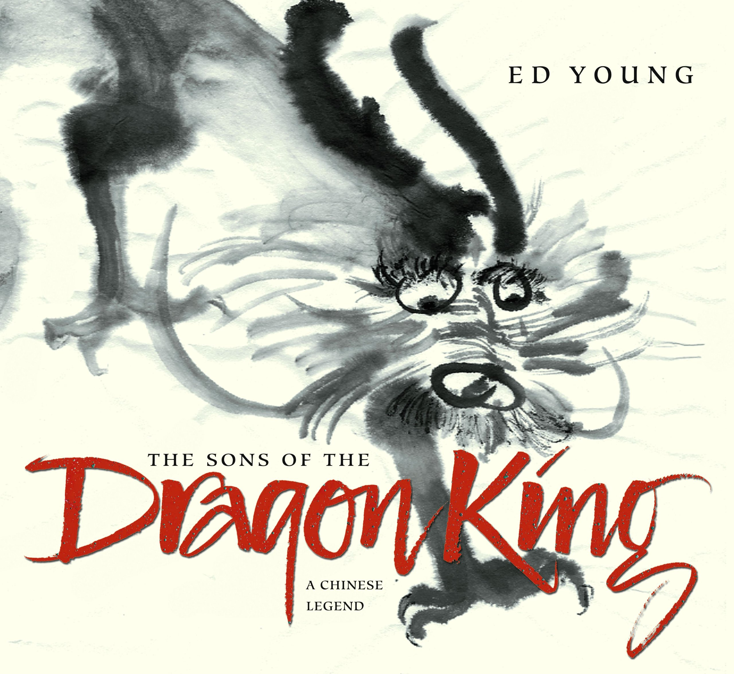 Download The Sons of the Dragon King: A Chinese Legend pdf
