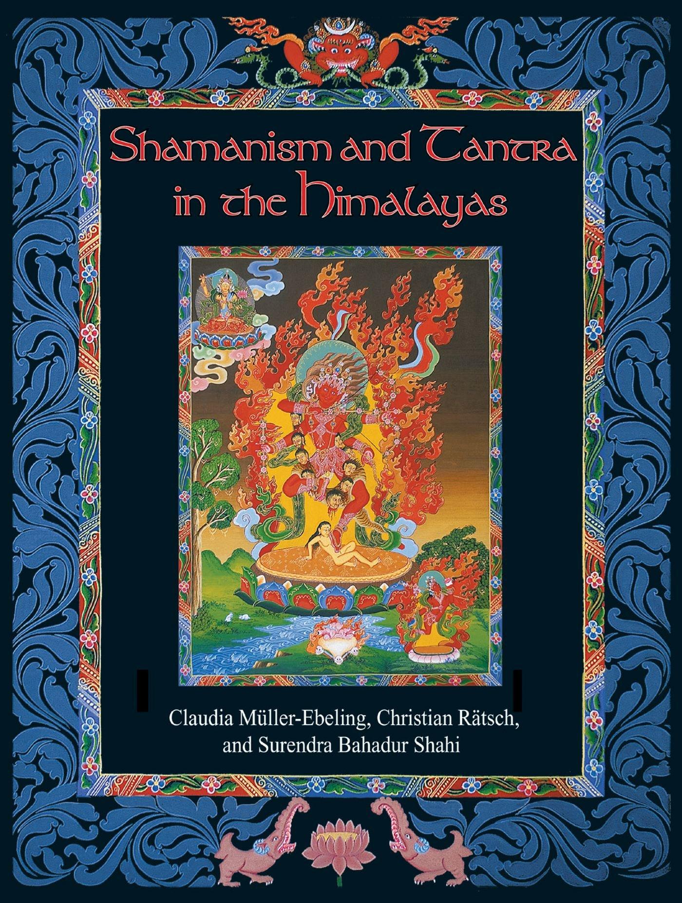 Shamanism Tantra Himalayas Surendra Bahadur product image