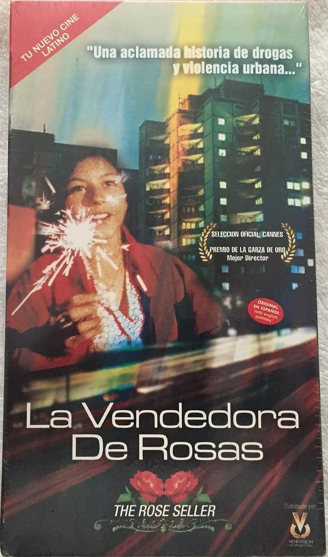 Amazon.com: La Vendedora De Rosas [VHS]: Lady Tabares, Marta Correa, Mileider Gil, Diana Murillo, Liliana Giraldo, Yuli García, Álex Bedoya, Elkin Vargas, ...