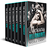 Mercury Billionaires: The Complete 6-Book Box Set (English Edition)