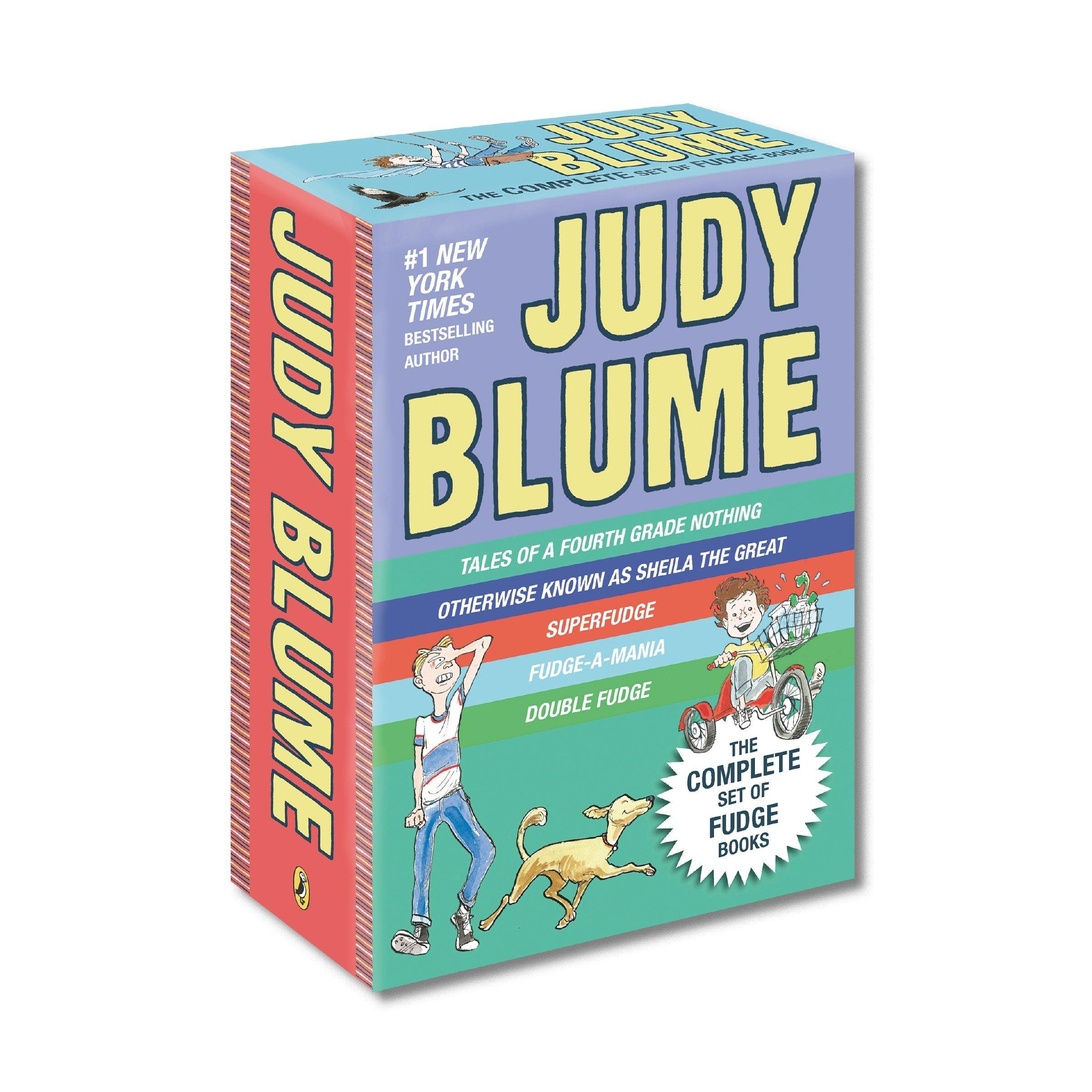 Judy Blume's Fudge Box Set by Puffin & Company