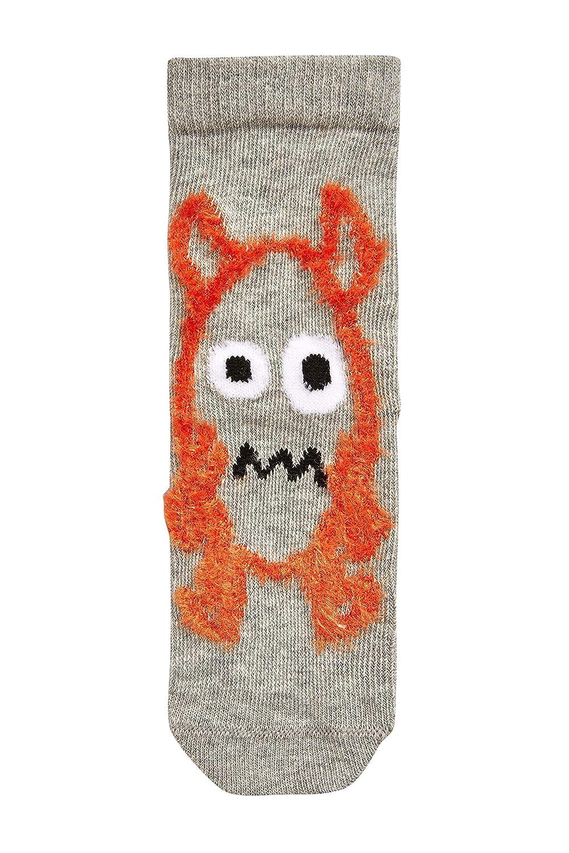next Jungen Flauschige Socken Mit Monstermotiv 5Er-Pack