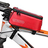 JOY COLORFUL Bicycle Bags Bicycle Front Tube