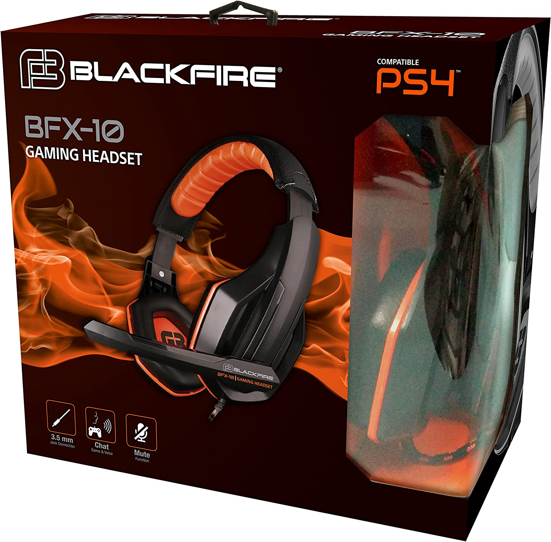 Ardistel - Headset Blackfire BFX10 (PlayStation 4): Amazon.es: Videojuegos