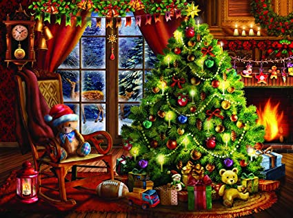 Christmas Memories.Christmas Memories 1000 Pc Jigsaw Puzzle By Sunsout Christmas Puzzle
