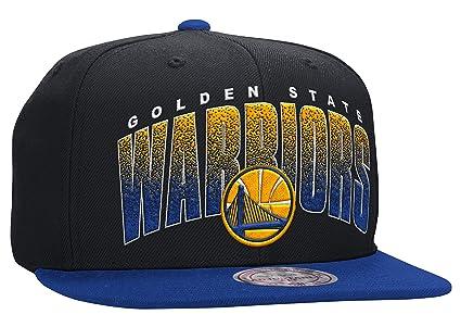 Amazon.com   Mitchell   Ness Men s NBA Double Bonus Snapback Hat ... fcabda456ef