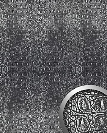 Wandpaneel 3d Wallface 13521 Croco Design Platte Struktur Blickfang