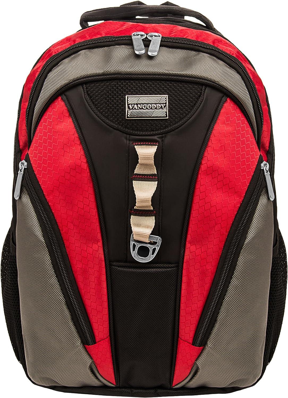 Rivo Laptop Backpack for Acer Chromebook, Aspire, TravelMate