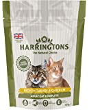 HARRINGTONS Rich in Turkey and Chicken Dry Cat Food, 425 g, Pack of 6