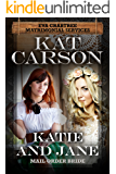 Mail Order Bride: Katie and Jane: Inspirational Clean Historical Western Romance (Mrs. Eva Crabtree's Matrimonial Services Series Book 4)