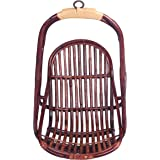 Aashi Enterprise Wicker Cane Baby Swing 2 To 12 Ears Kids Indoor Outdoor Use