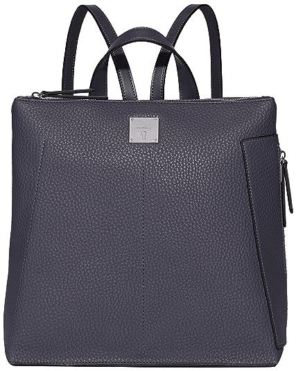 Fiorelli Womens Finley Backpack Handbag Blue (Fenchurch Blue ... 9785c23c34b0b