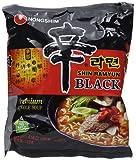 Nong Shim Instantnudeln Shin Ramyun Black, 4 x 130 g